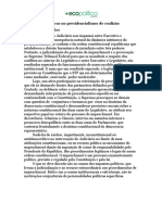 Crises políticas no presidencialismo de coalizão versão 2.0