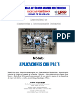 Aplicaciones con PLC´s - UAGRM UPFP - 2ppbn