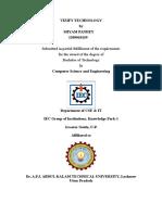Vizify Technology Report