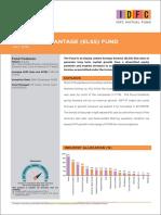 IDFC Tax Advantage ELSS Fund July 2016 07072016051919