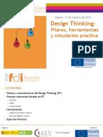 Presentación Design Thinking