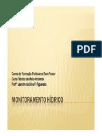 Monitoramento H Drico