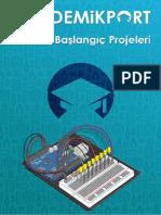 Arduino Baslangic Projeleri