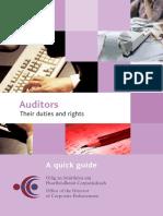 Auditors 28 Aug 12