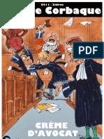 Maître Corbaque, par E411 et Zidrou, un album de BD aux éditions Sandawe