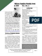 Veteran Newsletter July 2010