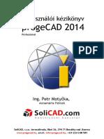 ProgeCAD 2014 Felhasznaloi Kezikonyv