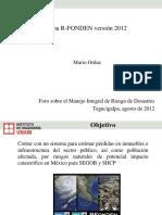 Honduras 2012 R-fonden