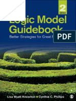Logic Model Guidebook_ Better Strategies for Gr Results, The - Lisa Wyatt Knowlton & Cynthia C. Phillips