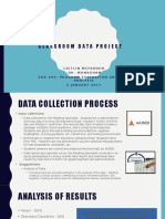 classroom data project