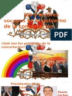 Demandas y Acotores Sociales Gdc