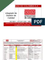 Caracterizacion Proceso Comercializacion