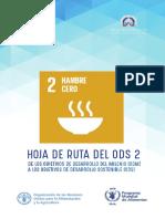 Hoja de Ruta del ODS2