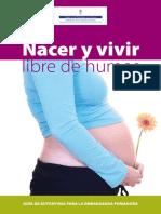 Embarazadas - Dejar de Fumar