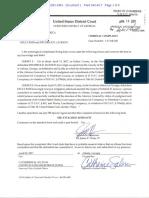 Deldrick Jackson Complaint