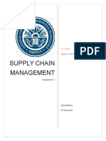 What supply chain management is.docx