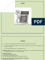 Clasificación de Costos 12342322