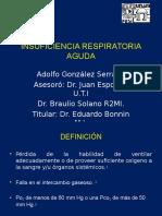 20101114 Insuficiencia Respiratoria Aguda