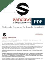 Premiers pas - Guide de l'auteur de BD Sandawe (1)