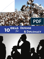 Defense Diplomacy 2010