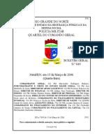 06bg049 - Republicou por incorreção o padrão basico para corrida.doc