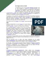 Contaminación Ambienta II