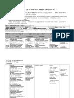 Planif  3° Electivo, Evolución, ecologia y M. A.