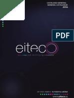 Eiteco Catalogo 2016