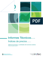 Balanza Comercial Primer Trimestre 2017
