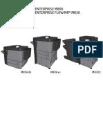M806 M830 MFP Repair Manual