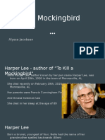 to kill a mockingbird slides