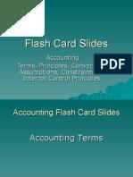 Flash Card Slides