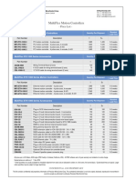 Multiflex 1040 Price List