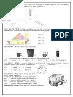 Diagnóstico Inicial de Matemática- 4º ano.doc