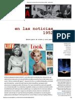 Sábado Por La Noche Uforia_ en Las Noticias 1952 - Quinta Parte
