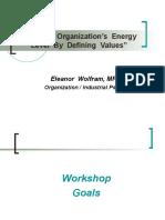 Organizational Industrial Psychology Design