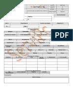 Hoja de Vida de Equipos. PDF