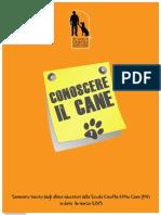 2013 Conoscere Il Cane Dispensa