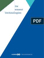 Composite Technologies Brochure