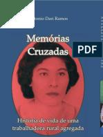 Livro Memórias Cruzadas - História de vida de uma trabalhadora rural agregada