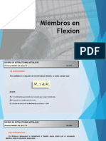 Flexion - Corte - Flexocompresion 1
