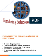 Proyectos de Inversion 1