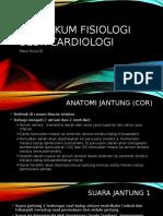 Praktikum Fisiologi Blok Cardiologi