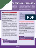 Niveau_d_es Doctorado en Francia