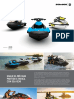 Brp Sea-doo My16 Emea Brochure Es Lr
