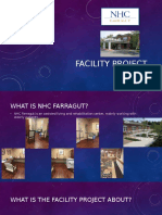 facility project- nhc