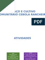 PRJ - Desenvolvimento
