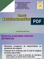 Tema 9 Bacterias Anaerobias