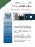 Internacionalmente al Día, Boletín de la Asociación Puertorriquña de Relaciones Internacionales