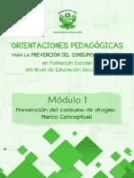 MODULO I_ORIENTACIONES PEDAGOGICAS PARA EL CONSUMO DE DROGAS.pdf